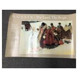 Russia: The Land, The People: Russian painting,