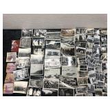 Lot of Vintage Vacation Photographs