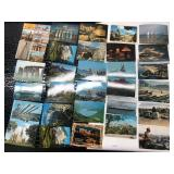 Lot of Postcards including Postcard from