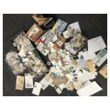 Lot of Stamps including Turkish Stamps and Olympic