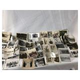 Lot of Vintage Photographs including Armed
