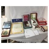 Lot of Christmas Cards and Holiday Letterhead