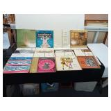 Lot of Vintage Records including Mahler