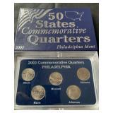 50 STATES COMMEMORATIVE QUARTERS 2003