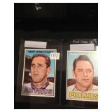 Vintage Collectable Baseball Cards