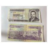 International money from Burundi