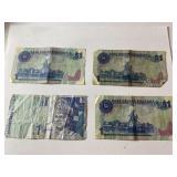 International money from Malaysia