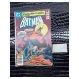 Detective comics volume 45 DC comics 1981