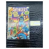 The mighty avengers all things must end! 1971