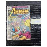The mighty avengers captives of the collector