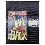 The Daredevil the Gael is back the second secret