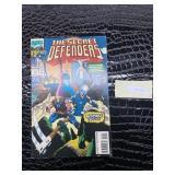 The secret defenders revenge part 2 volume 1.
