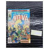 The man called nova MARVEL 1977