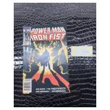 PowerMan and iron fist I am the reaper