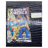 Captain America volume 1. Field of vision 1964