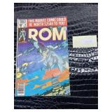 The greatest of the space knights ROM 1980 MARVEL