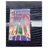The fantastic four back to the basics volume 1.