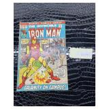 Iron man beneath armor beats a heart! Volume 1.