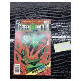 Green lantern special origin issue!