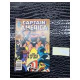 Captain America the sisters of sin! Volume 1. 1984