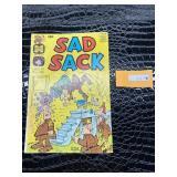 """Sad sack """"I"""