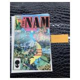 The Nam first patrol 1986 marvel comics