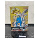 The tick The steel  Box torture Chamber play set