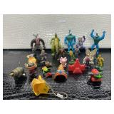 Lot of Bandai The Tick Action Figure lot 1994