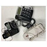 Lot of line phones