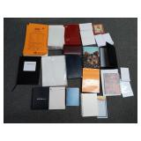 Lot of Notebooks