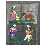 Two Mexican Tapestries