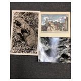 Photograph of Shoe, Nuremberg Print, and