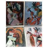 Motivos Mayas Arte by Lopez Rodezno