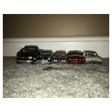 Lot 5 American Mussel Model Cars