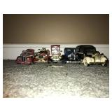 Lot 5 Firefighter trucks & Medical
