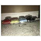 Lot 5 Classic Model Cars