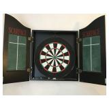 Scarface Dart Board