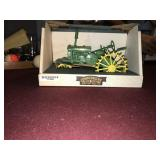John Deere Wide Tread Tractor Toy