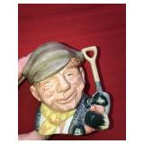 TOBY MUG THE GARDNER  DOULTON & CO  Excellent