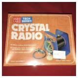 Sealed Mini Labs Crystal Radio