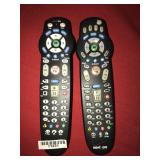 Lot 2 Verizon Remote Controls