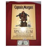 Captain Morgen Plaque Spiced Rum