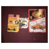 Lot 3 Assorted Toy Cars