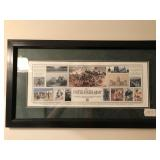 FRAMED US ARMY COLLAGE GORGEOUS