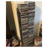 Huge lot CD and holder
