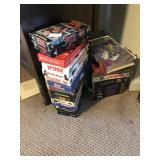 Huge lot VHS Tapes