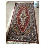 Medium Sized Rug Persian Design