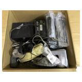 BOX OF ELECTRONICS