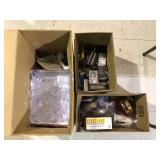 LOT OF 3 BOX LOTS