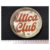 UTICA CLUB  TRAY